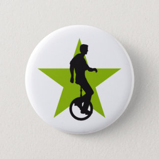 unicycle 2 inch round button
