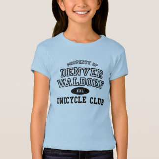 Unicycle Club - pick any size, color & style T-Shirt
