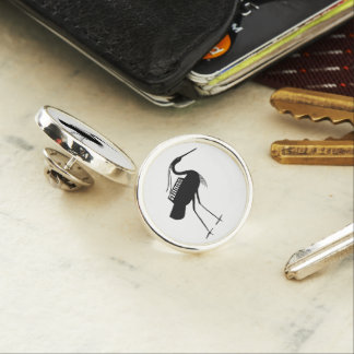 Unidentified Flying Object Lapel Pin