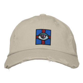Unified Faith Theory Logo-Branded Chino Twill Cap Embroidered Baseball Cap