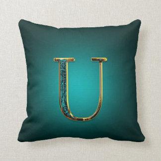Uniform Throw Pillow
