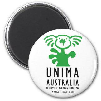 UNIMA Australia Magnet