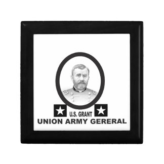 union army general US grant Gift Boxes
