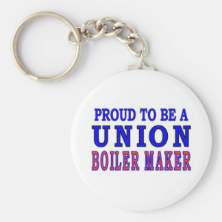 UNION BOILER MAKER KEYCHAIN
