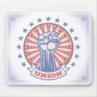 Union Fist 817 Mouse Pad