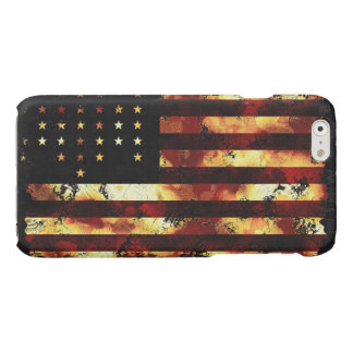 Union Flag, Civil War, Stars and Stripes, Glossy iPhone 6 Case