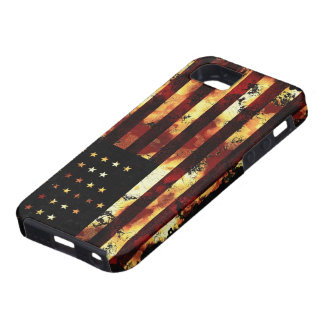 Union Flag, Civil War, Stars and Stripes, USA iPhone 5 Covers