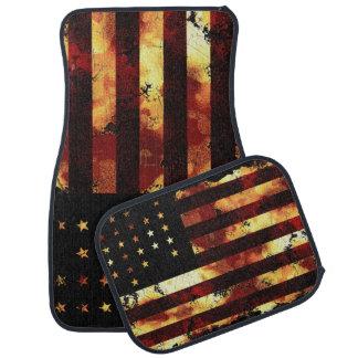 Union Flag, Civil War, Stars and Stripes Floor Mat