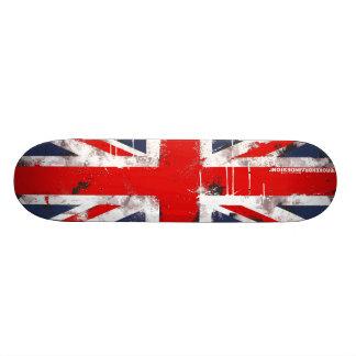 Union Flag - Deck. Skateboard