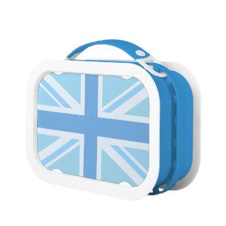 Union Flag/Jack Design Blues Lunchbox