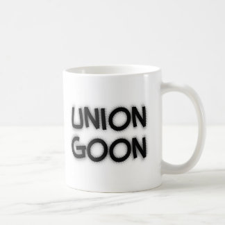 union goon coffee mug