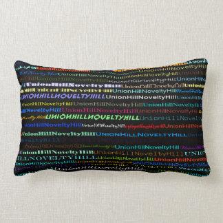 Union Hill-Novelty Hill TxtDesignI Lumbar Pillow
