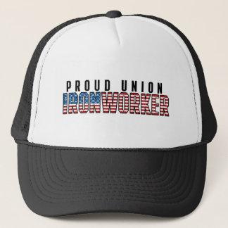 Union Ironworker Trucker Hat