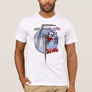 Union Ironworkers Sky High T-Shirt