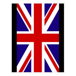 Union Jack 2 Postcard