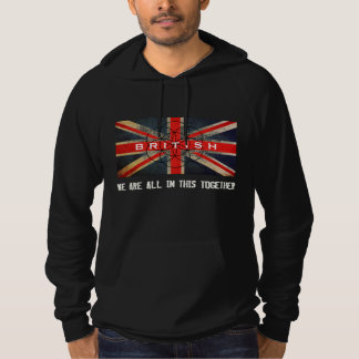 Union Jack All In This Together Flower Of Life Tee