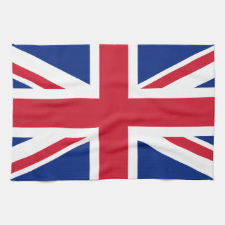 Union Jack American MoJo Kitchen Towel