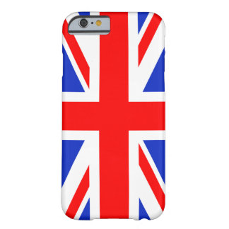 """UNION JACK"" BARELY THERE iPhone 6 CASE"