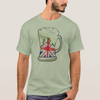 UNION JACK BEER,THE UNION BEER.UK.BEER T-Shirt