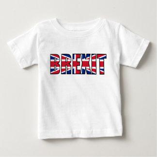 Union Jack Brexit Baby T-Shirt