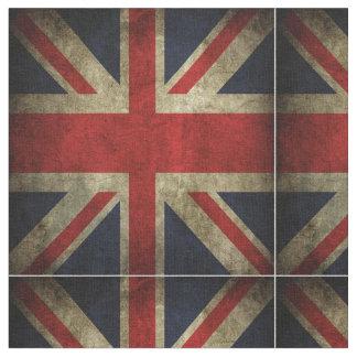 Union Jack British Flag of England Scotland Wales Fabric