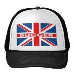 Union Jack bugger Trucker Hats