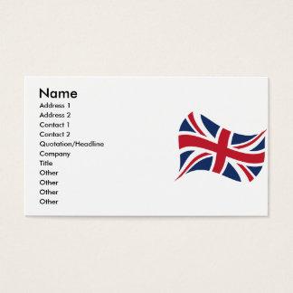 UNION_JACK BUSINESS CARD