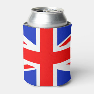 """""""UNION JACK"""" CAN COOLER"""
