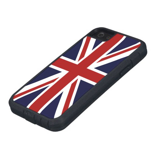 Union Jack iPhone 5 Cases