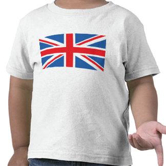 Union Jack conception de drapeau T-shirts