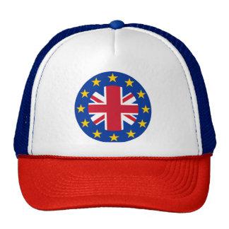 Union Jack - EU Flag Trucker Hat
