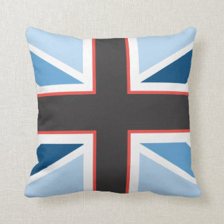 Union Jack Flag American Mojo Pillow/Cushion Throw Pillow