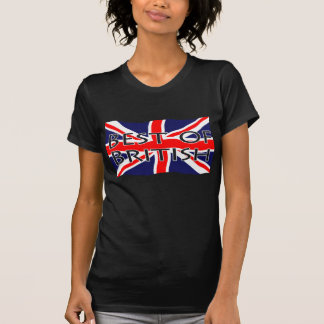 Union Jack Flag - Best of British T-Shirt