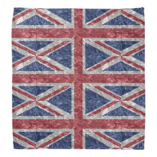 Union Jack Flag - Crinkled Bandana