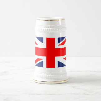 Union Jack Flag Gifts Beer Stein