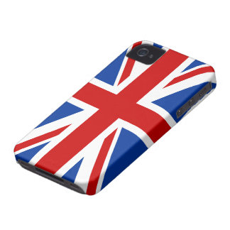 Union Jack Flag iPhone 4/4S Case