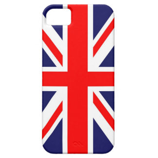 Union Jack flag iPhone 5 Covers
