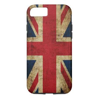 Union Jack Flag iPhone 7 Case