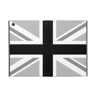 Union Jack/Flag Monochrome iPad Mini Cover