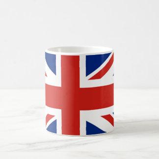 Union Jack - Flag of Great Britain Coffee Mug