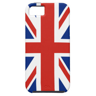 Union Jack - Flag of Great Britain iPhone 5 Case