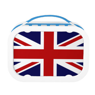 Union Jack Flag of Great Britain Lunchboxes