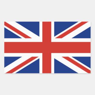 Union Jack - Flag of Great Britain Sticker