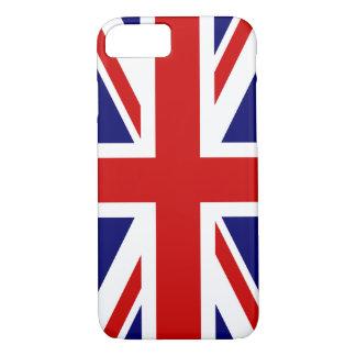 Union Jack Flag of the United Kingdom iPhone 7 Case