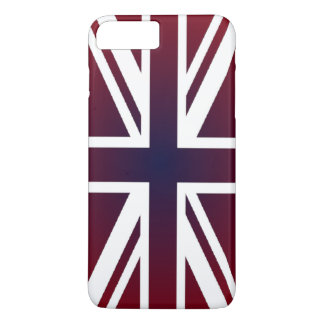 Union Jack Flag of the United Kingdom iPhone 8 Plus/7 Plus Case