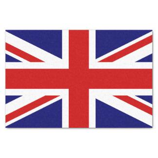 Union Jack Flag of the United Kingdom Tissue Paper