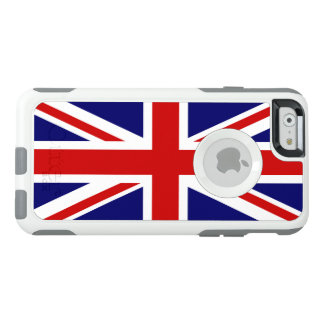 Union Jack Flag Otterbox Iphone 6/6s Case