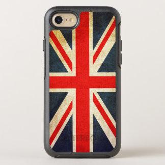Union Jack Flag OtterBox Symmetry iPhone 7 Case