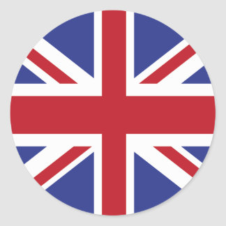 Union Jack Flag STICKERS United Kingdom the U.K.