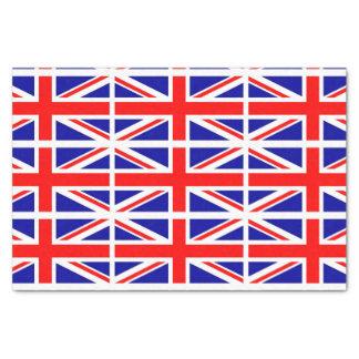 Union Jack flag Tissue Paper